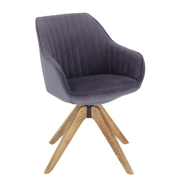 armlehnstuhl chill in grau online kaufen m max. Black Bedroom Furniture Sets. Home Design Ideas