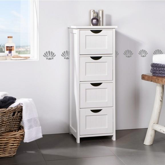 badezimmerschrank bianca online kaufen m max. Black Bedroom Furniture Sets. Home Design Ideas