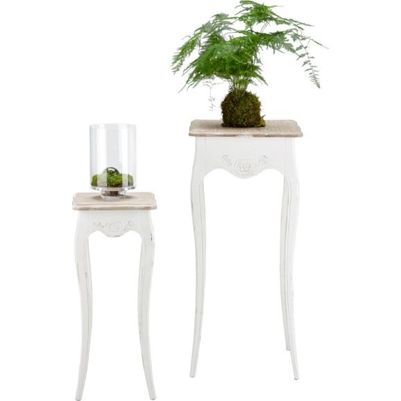 blumentisch amelie online kaufen m max. Black Bedroom Furniture Sets. Home Design Ideas