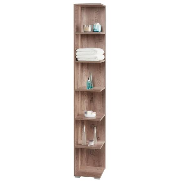 eckregal in eichefarben online kaufen m max. Black Bedroom Furniture Sets. Home Design Ideas