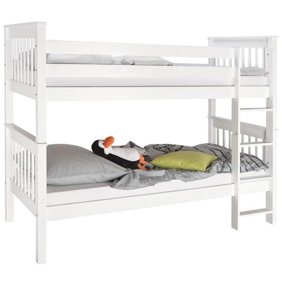 etagenbett in wei ca 102x160x209cm online kaufen m max. Black Bedroom Furniture Sets. Home Design Ideas