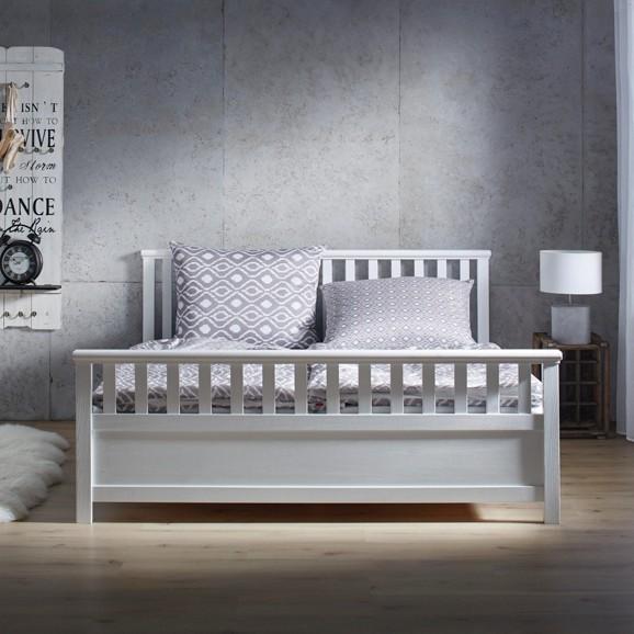 holzbett pina 180x200cm online kaufen m max. Black Bedroom Furniture Sets. Home Design Ideas