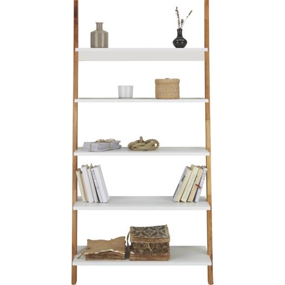 regal in natur wei online kaufen m max. Black Bedroom Furniture Sets. Home Design Ideas