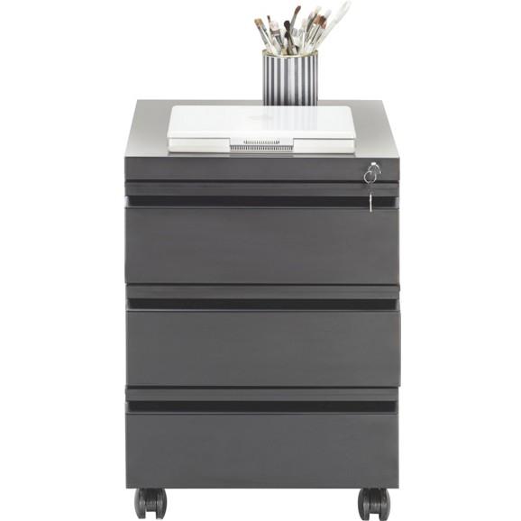 rollcontainer in schwarz online kaufen m max. Black Bedroom Furniture Sets. Home Design Ideas