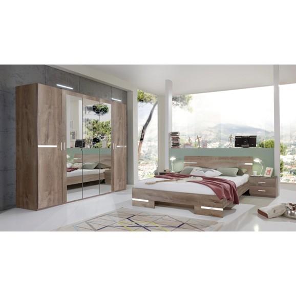 schlafzimmer in schlammfarben online kaufen m max. Black Bedroom Furniture Sets. Home Design Ideas