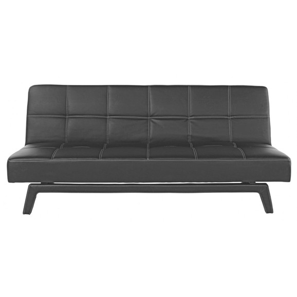sofa in schwarz online kaufen m max. Black Bedroom Furniture Sets. Home Design Ideas