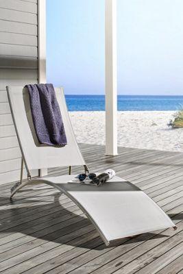 Sonnenliege plastik grasekamp teak gartenliege liegestuhl - Gartenliege modern ...