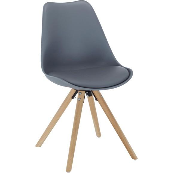 Stuhl in Grau eiche online kaufen mömax