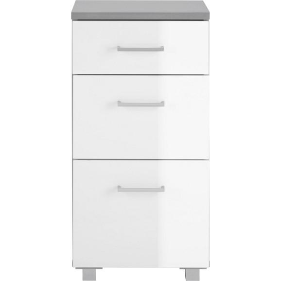 küchen unterschrank weiß hochglanz | haus design ideen. küchen ...