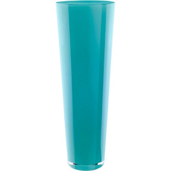 vase loretta in gr n aus glas online kaufen m max. Black Bedroom Furniture Sets. Home Design Ideas