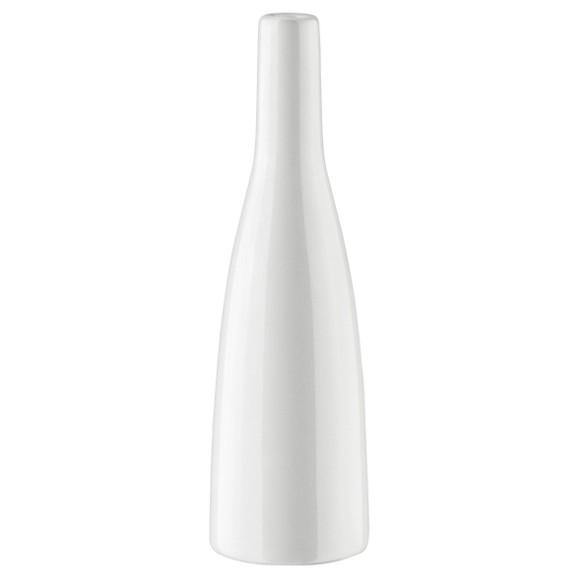 vase plancio in wei aus glas online kaufen m max. Black Bedroom Furniture Sets. Home Design Ideas