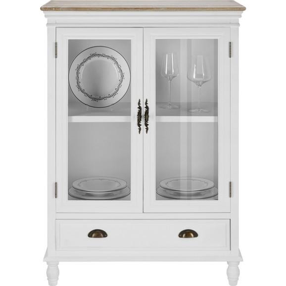 vitrine claudia vintage online kaufen m max. Black Bedroom Furniture Sets. Home Design Ideas