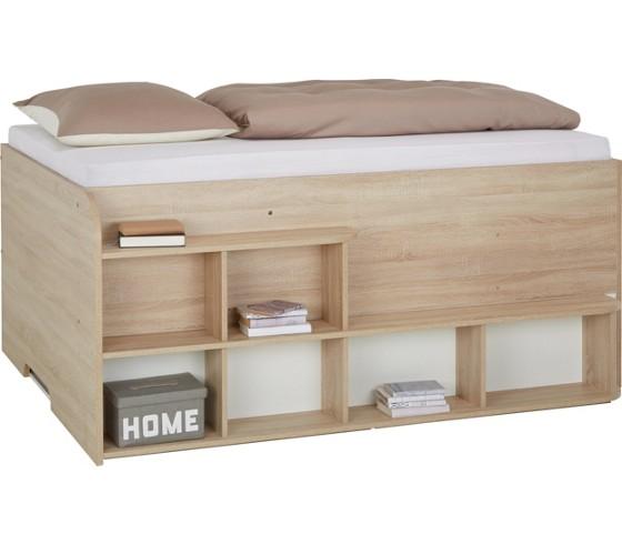 Bett in Weiß ca. 180x200cm - Betten - Betten - Schlafzimmer - Produkte