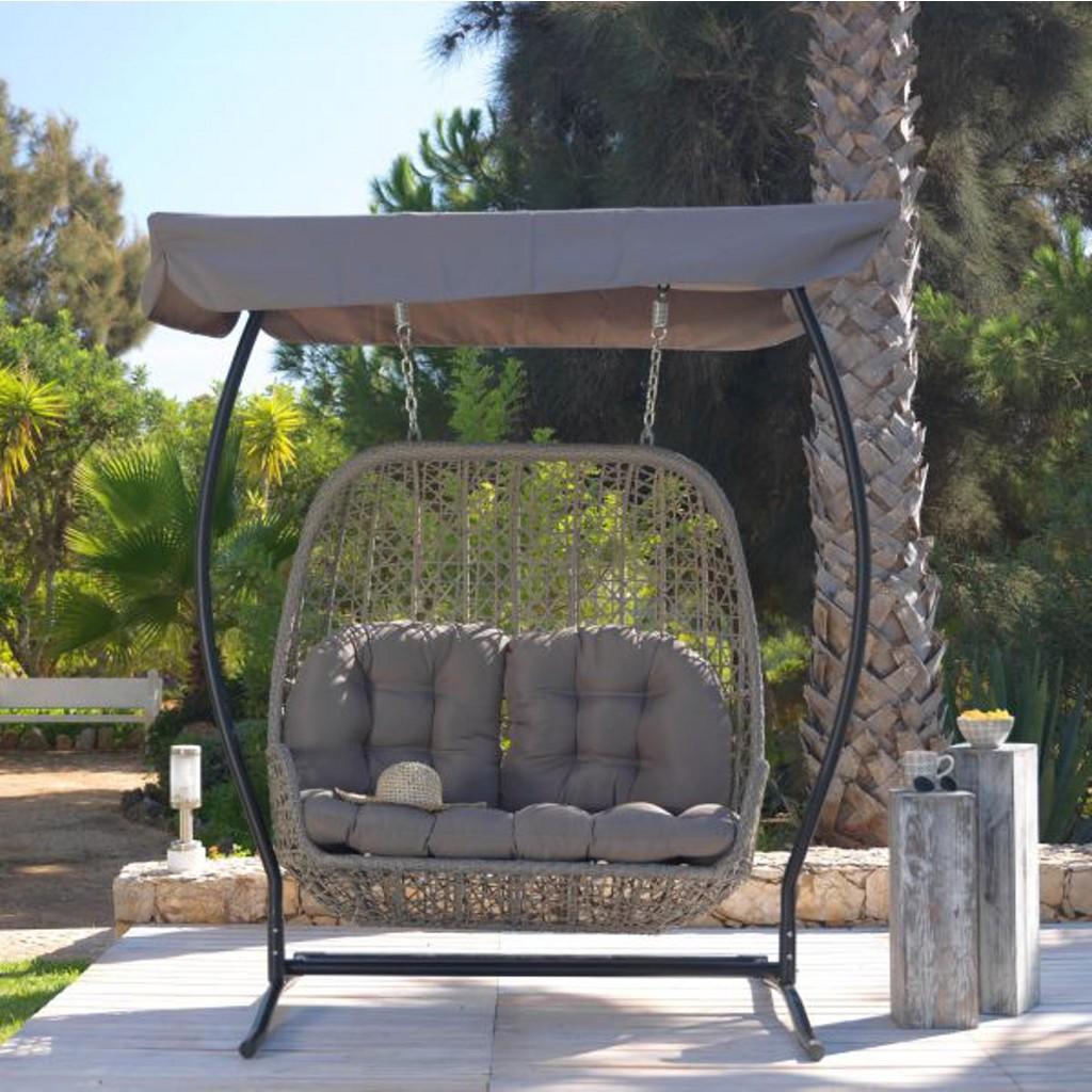 69 sparen hollywoodschaukel amber bei m max nur 275 cherry m bel. Black Bedroom Furniture Sets. Home Design Ideas