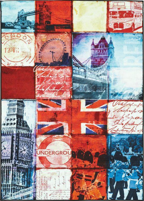 Teppich London  Teppiche  Teppiche & Fußmatten