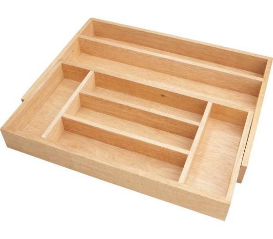besteckeinsatz aus holz aufbewahrung ordnung produkte. Black Bedroom Furniture Sets. Home Design Ideas