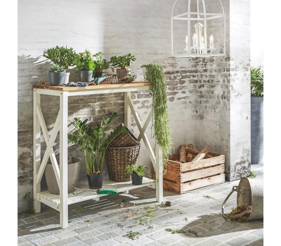 blumentisch anna sonstige kleinm bel zubeh r kleinm bel produkte. Black Bedroom Furniture Sets. Home Design Ideas
