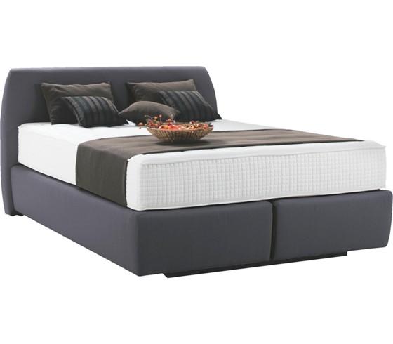 boxspringbett in anthrazit ca 180x200cm boxspringbetten betten schlafzimmer produkte. Black Bedroom Furniture Sets. Home Design Ideas