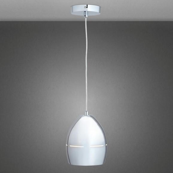 h ngeleuchte diana aus metall in silber h ngeleuchten beleuchtung produkte. Black Bedroom Furniture Sets. Home Design Ideas