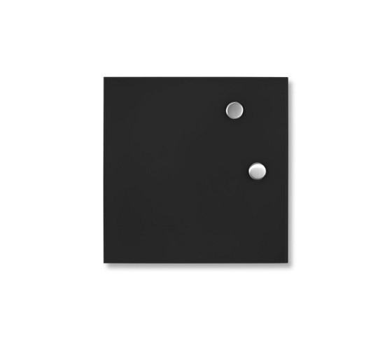 Pinnwand mit magnete b roartikel b ro vorzimmer for Pinnwand modern