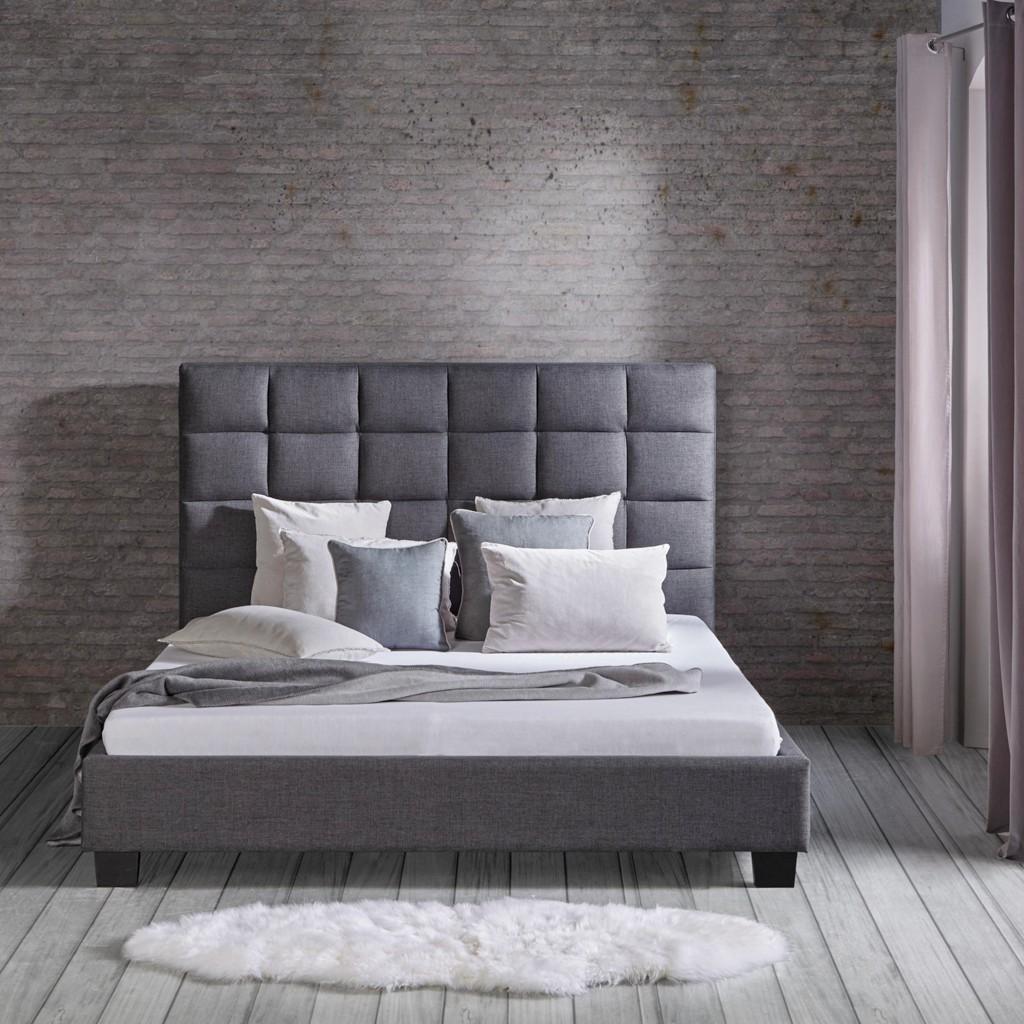 55 sparen polsterbett svenja bei m max nur 295 cherry m bel m max. Black Bedroom Furniture Sets. Home Design Ideas