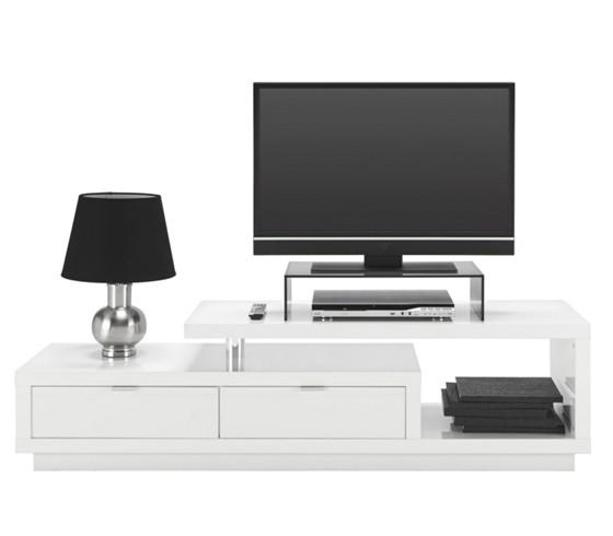 tv element in wei tv aufs tze wohnw nde tv m bel. Black Bedroom Furniture Sets. Home Design Ideas