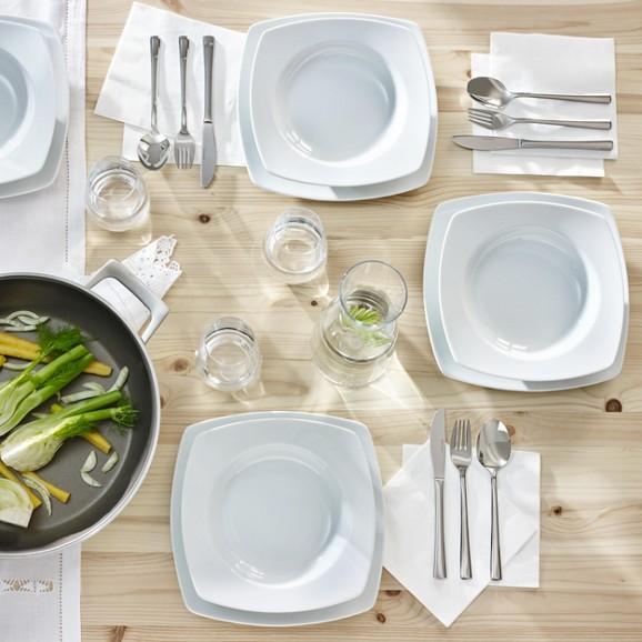 vivo tafelservice simply fresh 12 tlg geschirr. Black Bedroom Furniture Sets. Home Design Ideas