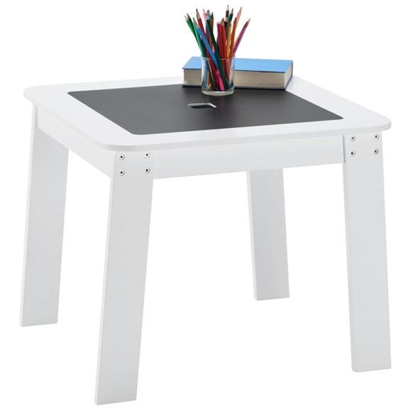 kindertisch in wei schwarz online kaufen m max. Black Bedroom Furniture Sets. Home Design Ideas