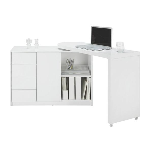 kommode in wei hochglanz online kaufen m max. Black Bedroom Furniture Sets. Home Design Ideas