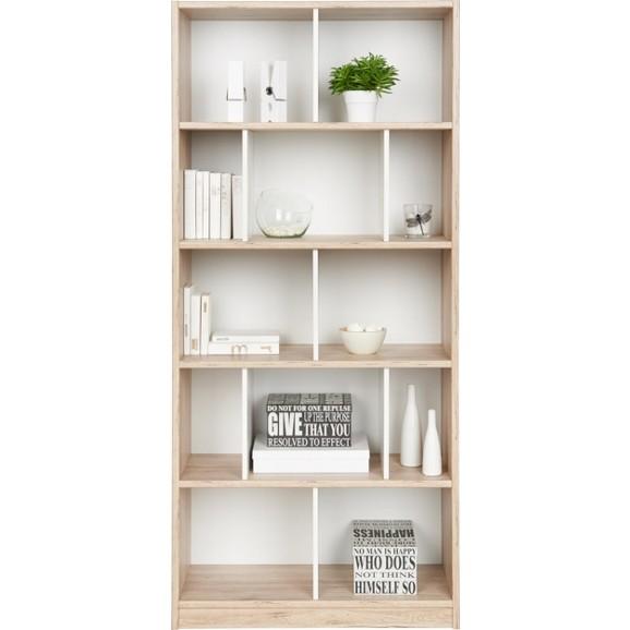 regal in wei eiche online kaufen m max. Black Bedroom Furniture Sets. Home Design Ideas