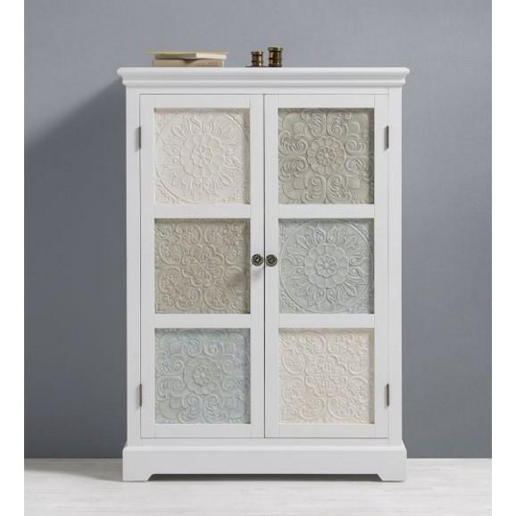 schrank im vintage stil avery online kaufen m max. Black Bedroom Furniture Sets. Home Design Ideas