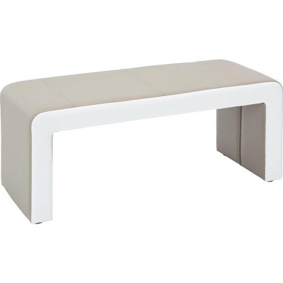 sitzbank in schlamm wei online kaufen m max. Black Bedroom Furniture Sets. Home Design Ideas