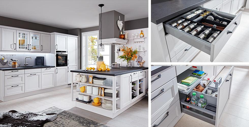 cleverer stauraum f r mehr ordnung in der k che m max. Black Bedroom Furniture Sets. Home Design Ideas