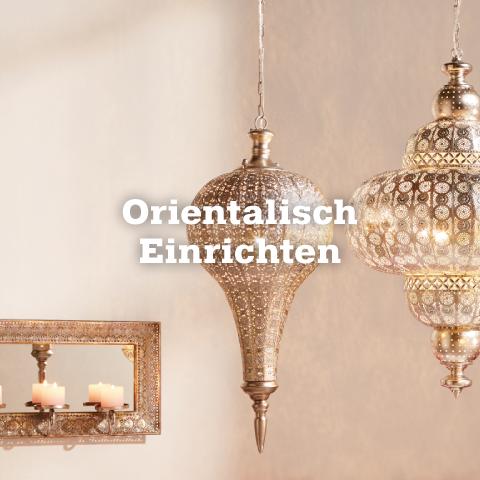 Inspiration m bel dekoration m max - Dekoration orientalisch ...