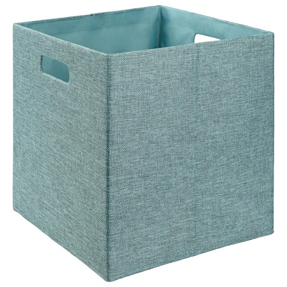 aufbewahrungsbox bobby in petrol online kaufen m max. Black Bedroom Furniture Sets. Home Design Ideas
