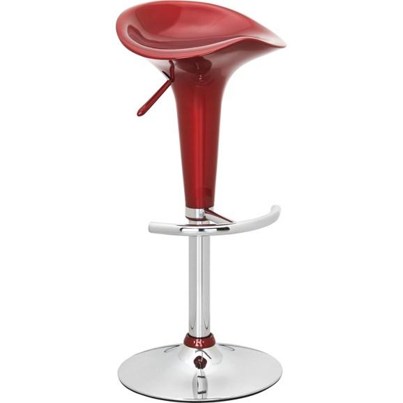 Barhocker in rot online kaufen m max for Barhocker 90 cm