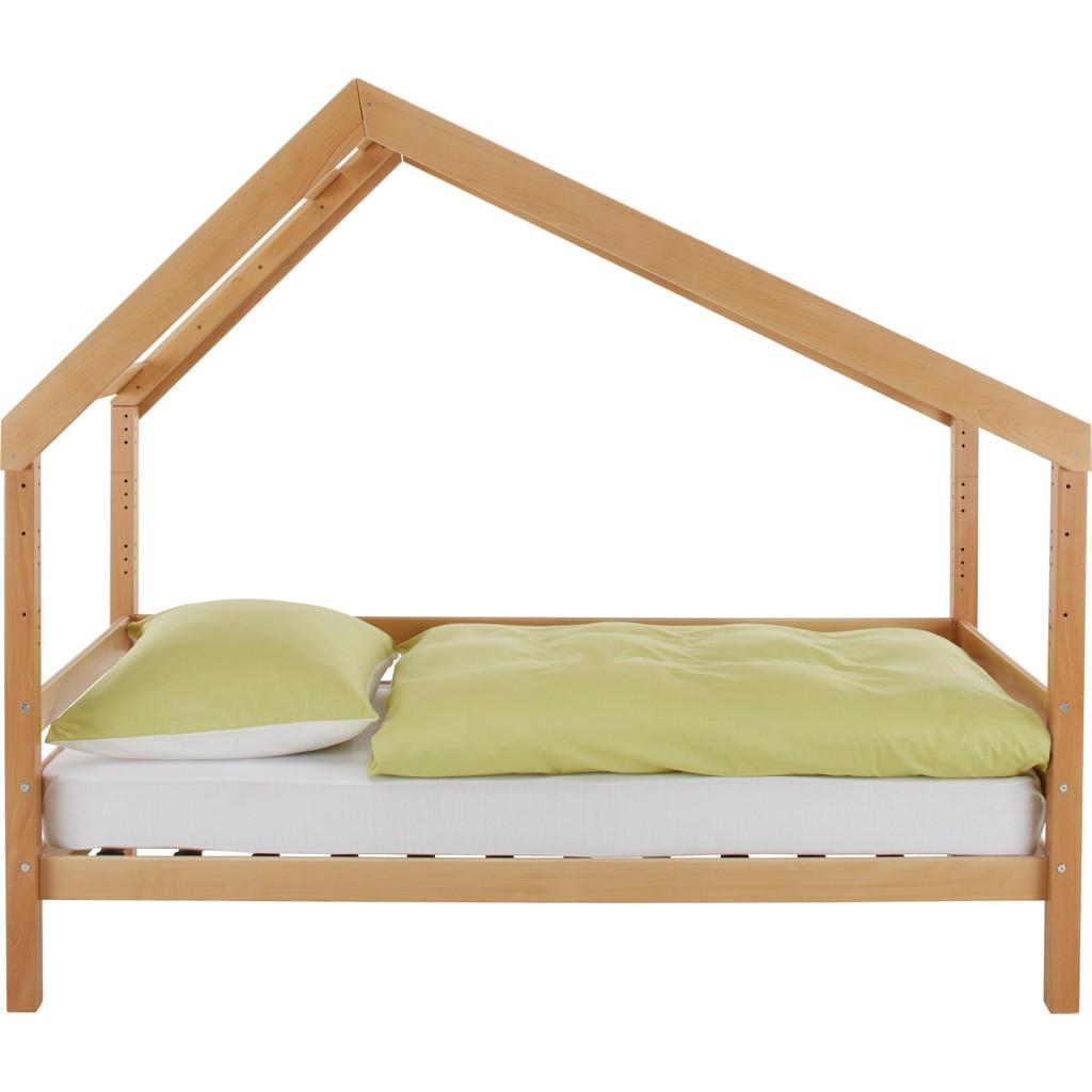 Bett in Buche ca. 90x200cm