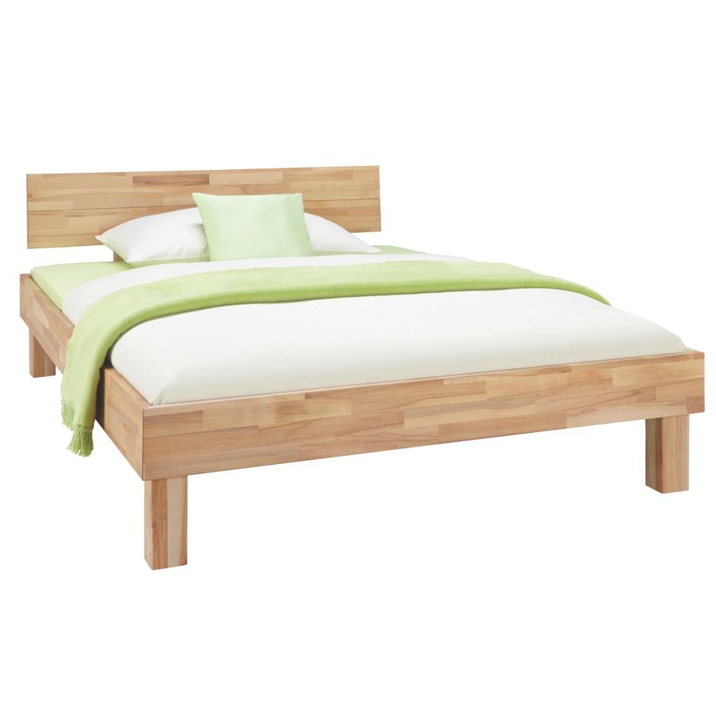 Bett in Natur ca. 180x200cm