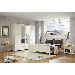 bett in weiß, ca. 180x200cm online kaufen ➤ mömax, Hause deko