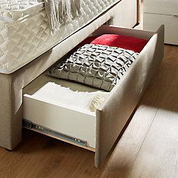 Boxspringbett 140x200 holz  Betten entdecken | mömax