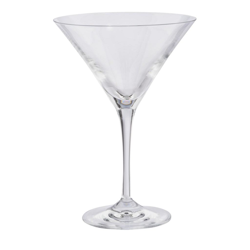 Cocktailglas Martini aus Glas, ca. 150ml