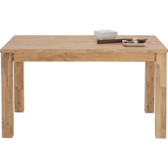 esstisch in akazie aus echtholz online kaufen m max. Black Bedroom Furniture Sets. Home Design Ideas