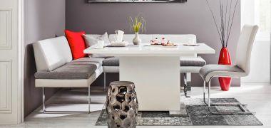 Esszimmer Kategorien: Tische Stühle Barhocker Vitrinen Sitzbänke Eckbänke