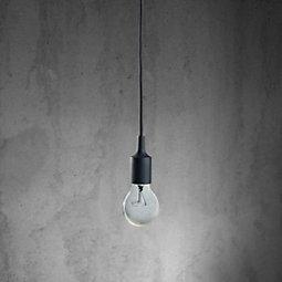 Hängeleuchte abby - Schwarz, MODERN, Kunststoff (9/92cm) - MÖMAX modern living