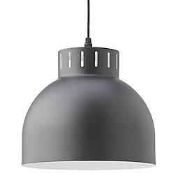 Hängeleuchte Bernd - Schwarz, Metall (25/20cm) - MÖMAX modern living