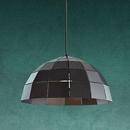 Hängeleuchte Sylta - Schwarz, MODERN, Metall (40/120cm) - MODERN LIVING