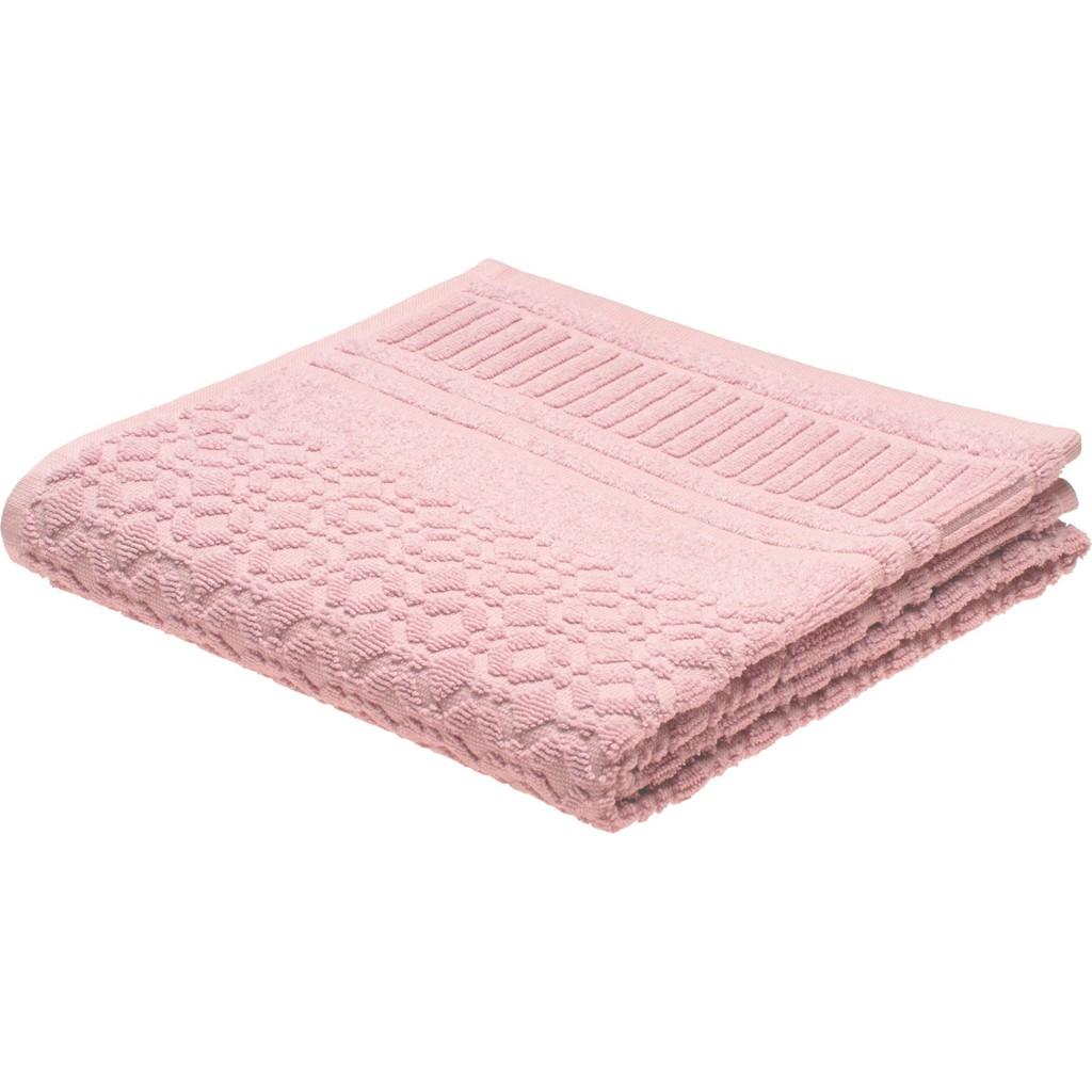 Handtuch Carina Aus Rosa
