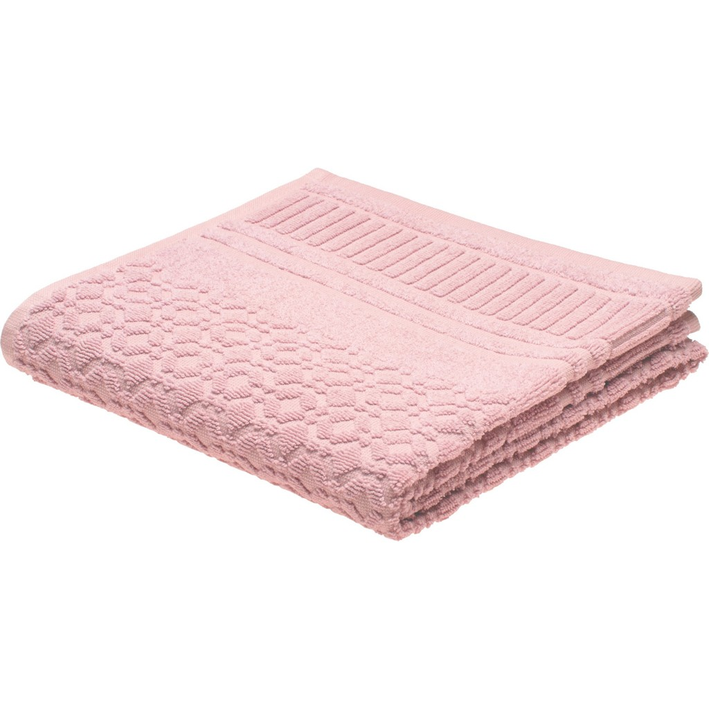 Handtuch Carina in Rosa