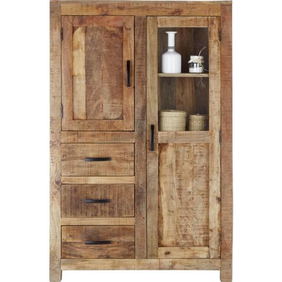 highboard in braun online kaufen m max. Black Bedroom Furniture Sets. Home Design Ideas