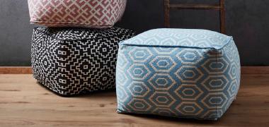 poufs jetzt entdecken m max. Black Bedroom Furniture Sets. Home Design Ideas
